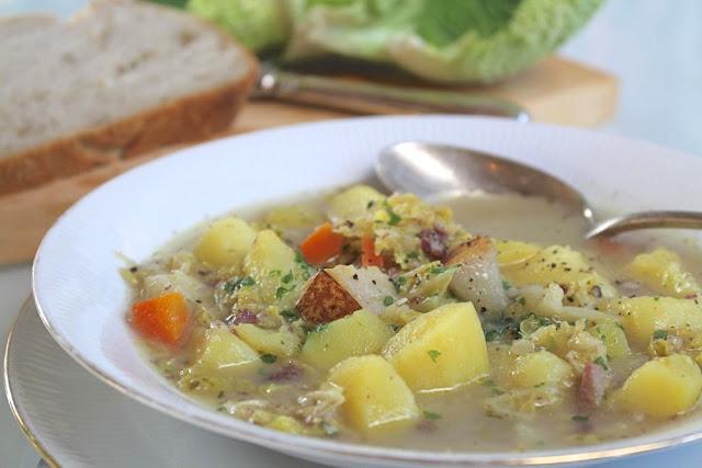 Suppe für den Winter