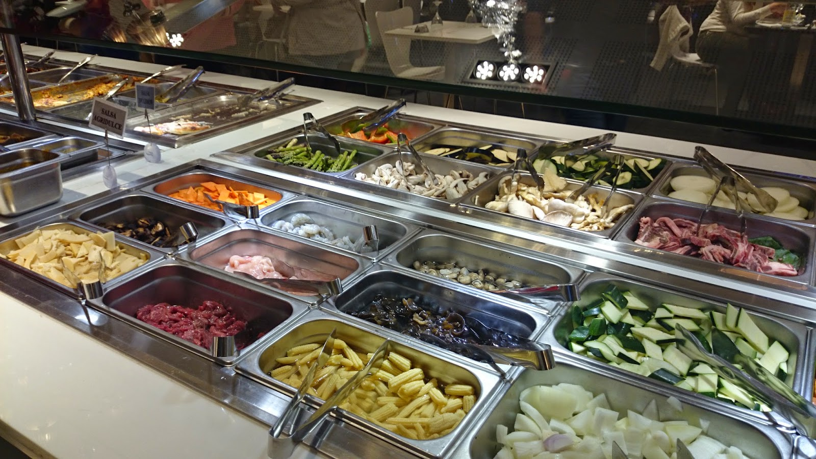 Buffet Libre Chino Madrid Come En Malaga Buffet Asiel