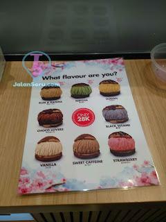 Yuk Cobain Hokkaido Ice Cream Puff Indonesia Di Aeon Mall Serpong