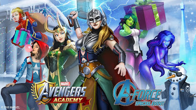 Download Marvel Avengers Academy v2.15.0 Apk Mod [Update 2019]