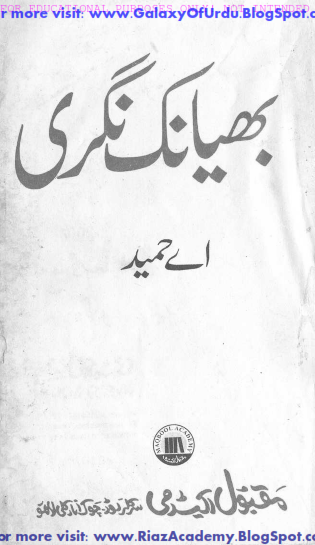 Bhayank Nagri   by A. HAMEED