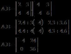Belajar Materi Matematika Kumpulan Soal Dan Pembahasan Perkalian Matriks