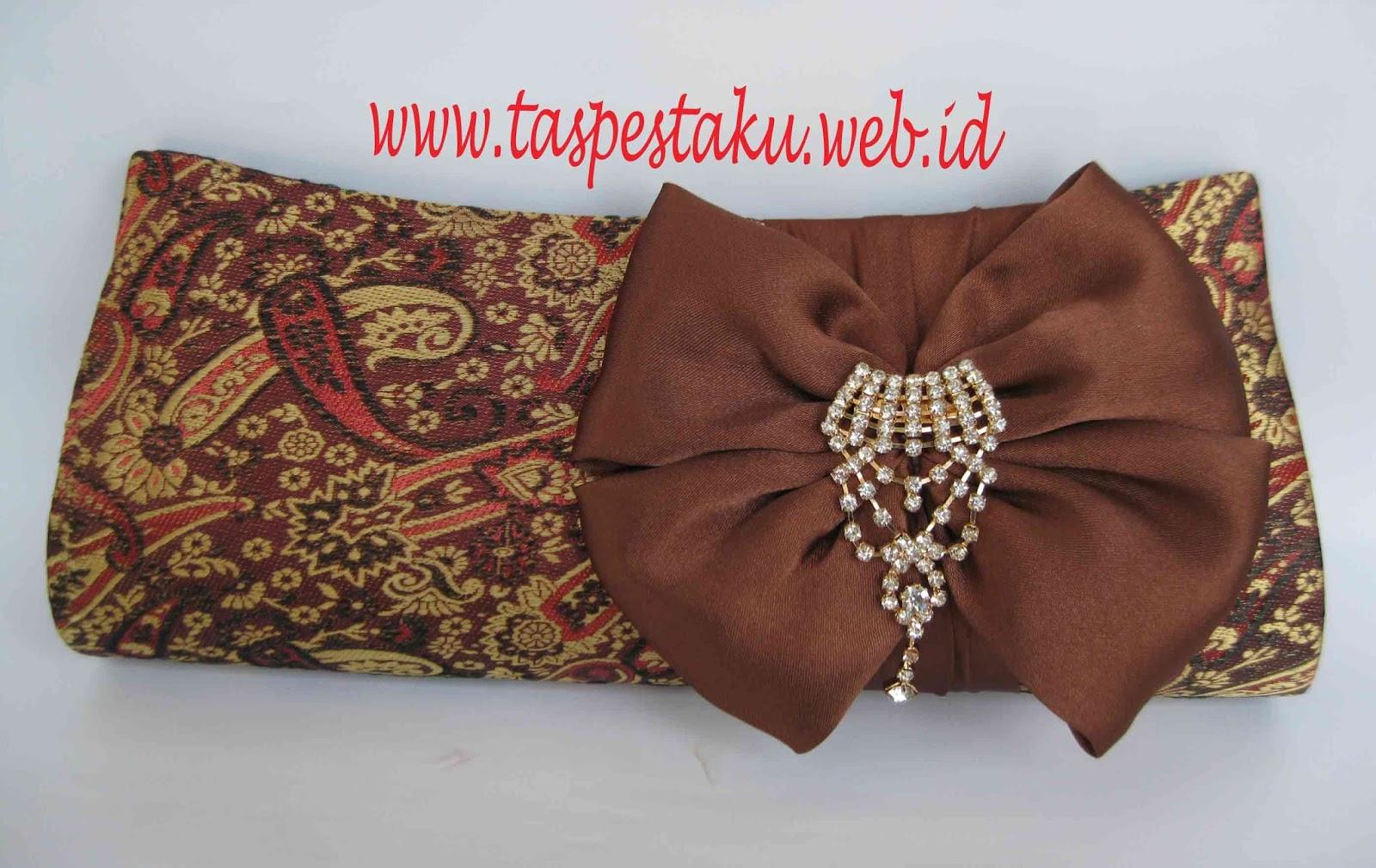Clutch Bag Dompet Pesta KOleksi Tas Pesta Ku Warna Coklat Cantik dan  Elegant (Masih Bisa Dipesan) 18a9f04b9b