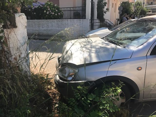 Πρέβεζα: Τροχαίο ατύχημα