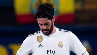 Juve Make Contact With Agents Of Unhappy Real Madrid's Isco