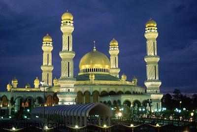 تصميم المساجد