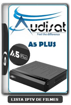 Audisat A5 Plus Nova Atualização Correção Do YouTube e Melhorias No SKS e IKS V1.4.07 - 29/02/2020