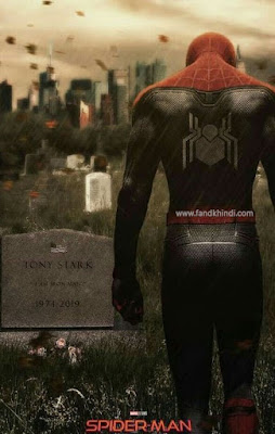 Spider-man Emotional Iron Man Death -Spider-man marvel avengers endgame wallpaper