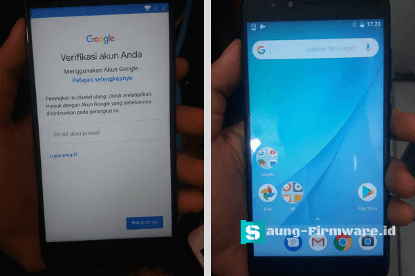 Bypass FRP Xiaomi Mi A1 (Tissot) Android 7 1 2 | Fastboot