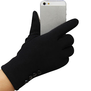 Guantes Winter Hot Touchscreen