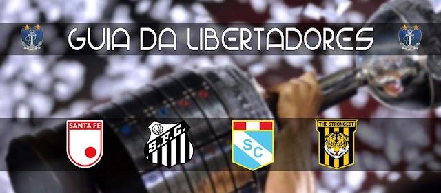 Guia da Libertadores 2017 – Grupo 2
