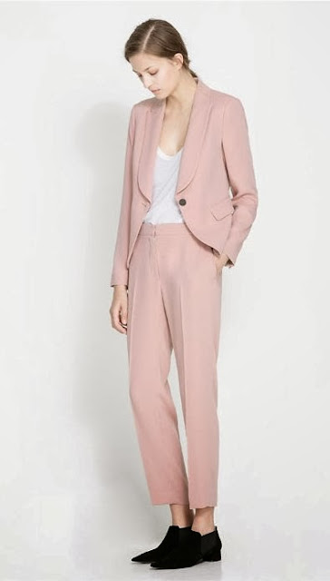 Elegant with pink in formals
