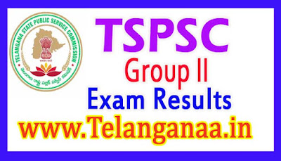 TSPSC 2019 Group II Exam Results Check Online tspsc.gov.in