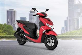 Sepeda Motor Yamaha FreeGO