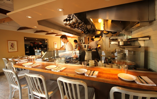 Restaurante Glen Ellen Star em Sonoma