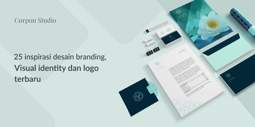 Inspirasi Desain Branding, Identity dan Logo Terbaru