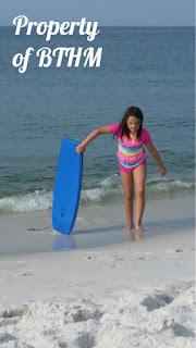 boogie boardin