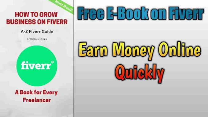 E-Book on Fiverr (How to Grow business on Fiverr by Rajdeep Mishra)