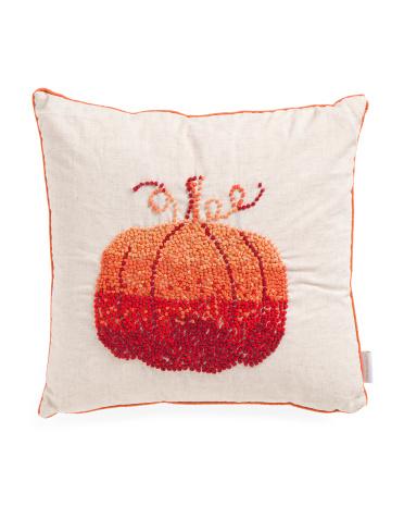 SAM SCHUERMAN: Best Fall Throw Pillows