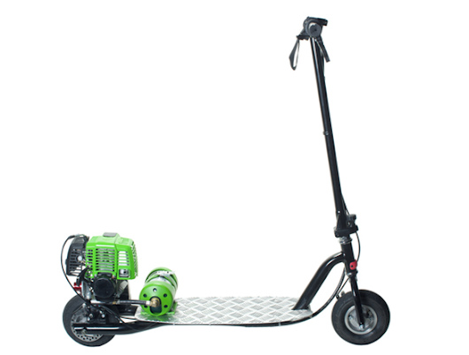 Ultimate Propane Powered Scooter Reviews: Classy Advantages
