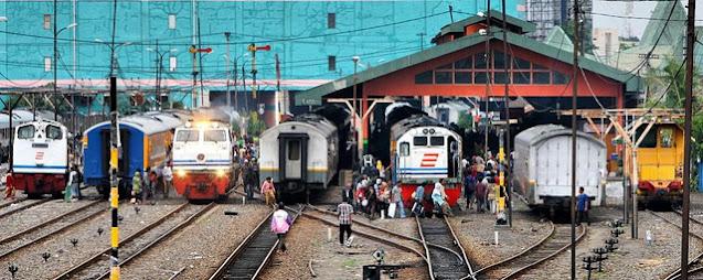 cara cek jadwal kereta api sebelum berangkat