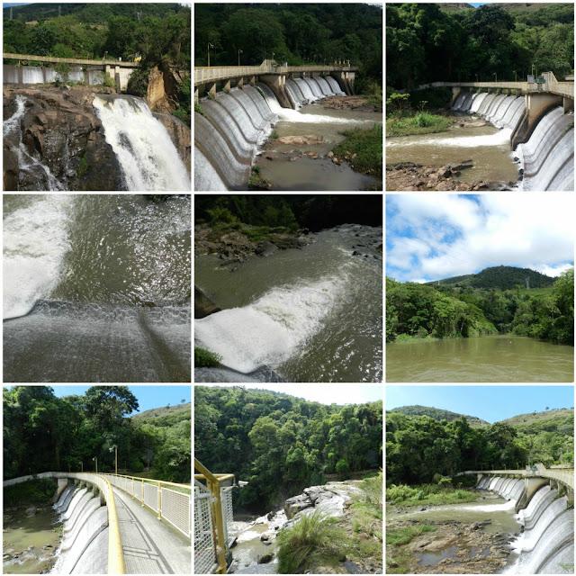 Dicas para curtir Poços de Caldas - Cascata das Antas, ruínas da primeira hidrelétrica de Poços de Caldas e barragem