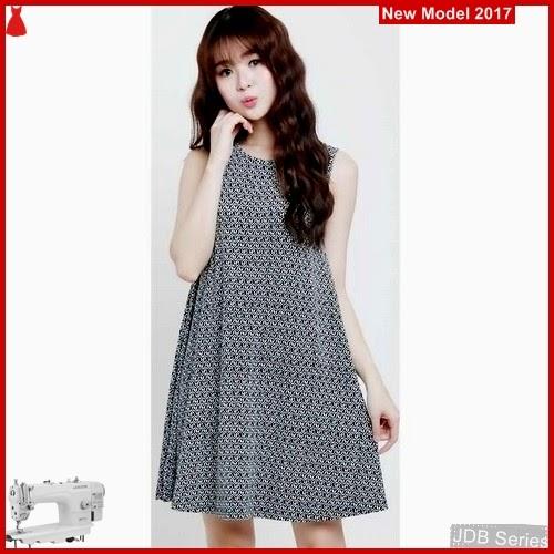 JDB083 FASHION Swing Loft Perempuan Dress BMGShop