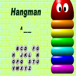 Hangman (Fun English Educational Game)