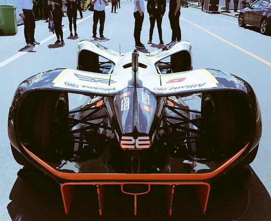KeSimpulan Roborace, Kejuaran Formula E Untuk Mobil Listrik Otonom