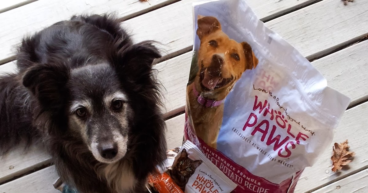 Dog Food Gift Basket