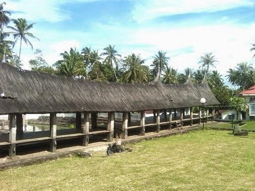 Balairung Sari in Minangkabau