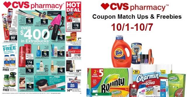 http://www.cvscouponers.com/2017/10/cvs-coupon-match-ups-freebies-101-107.html