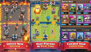 Strategi Clash Royale