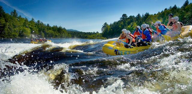 Tips Lengkap Rafting (Arung Jeram) Bagi Pemula