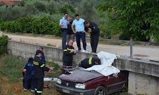 Τροχαίο στο Ναύπλιο: Μαρτυρικός θάνατος για πατέρα 4 παιδιών