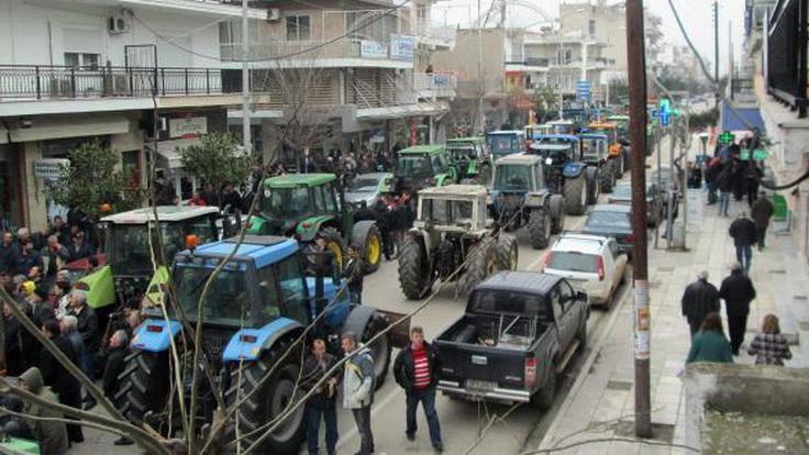 Καταδικάστηκαν δύο στελέχη του αγροτικού κινήματος του Έβρου