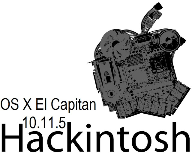 Hackintosh OS X El Capitan 10.11.5