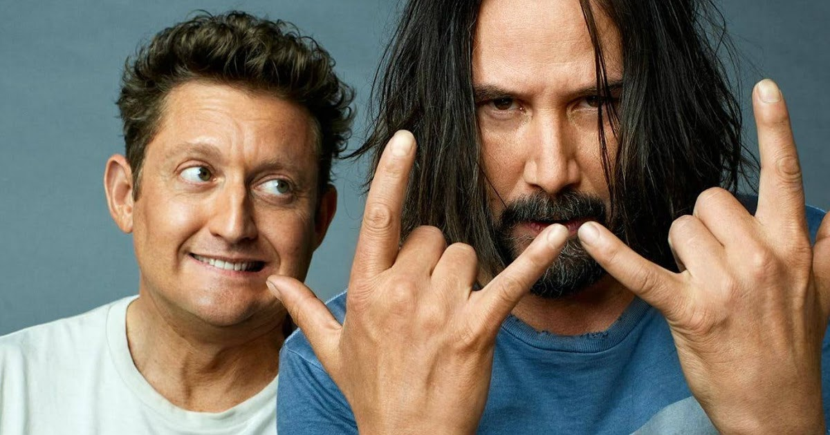 News: Bill & Ted 3 Officially Confirmed
