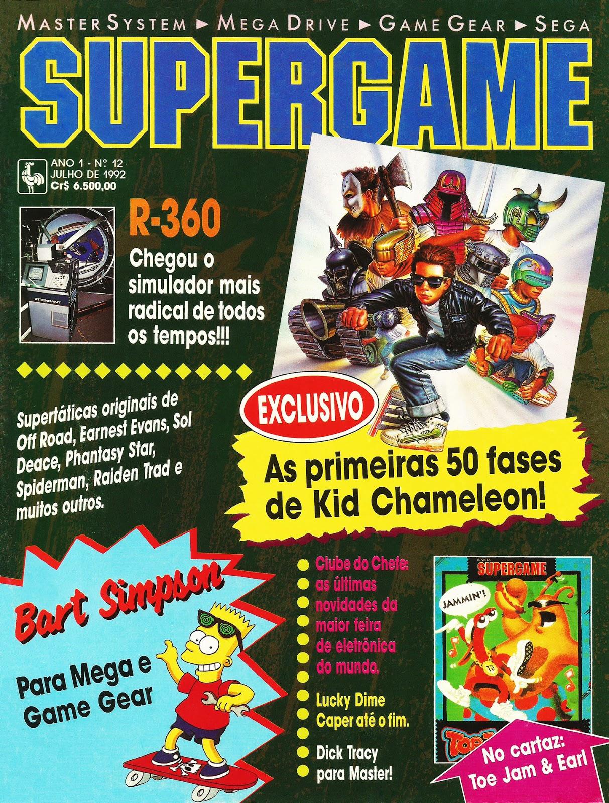 Supergame