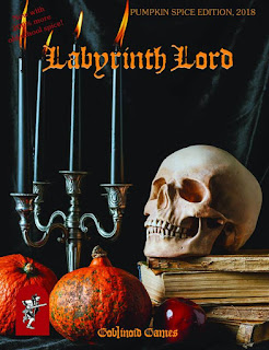 http://www.lulu.com/shop/daniel-proctor/labyrinth-lord-pumpkin-spice-edition/hardcover/product-23822766.html