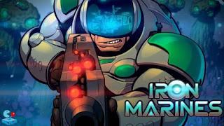 Iron Marines Apk Mod Munição Infinita