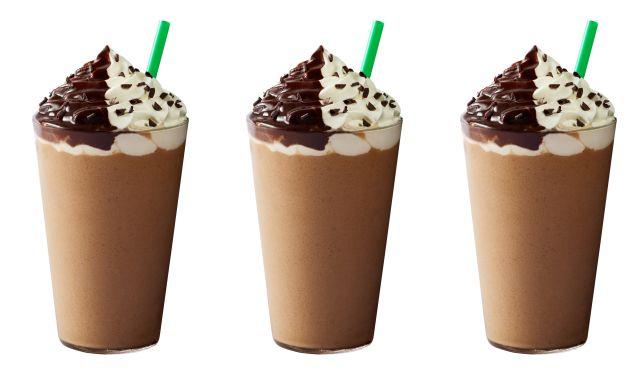 Starbucks Debuts New Tuxedo Mocha, Hot Chocolate, and Frappuccino ...