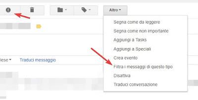 come bloccare le email da siti di incontri