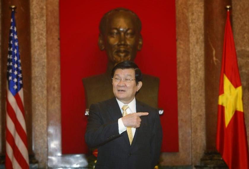 Chủ tịch nước Trương Tấn Sang: 'Điểm sụp đổ của Đảng Cộng sản Việt Nam' (phần 4)