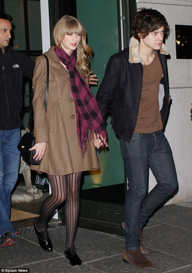 Are pixie lott and harry styles dating taylor