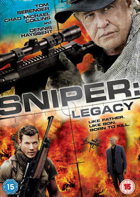 Sniper Legacy 2014 Dual Audio Hindi 300MB Movie Download