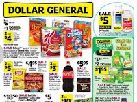 Dollar General mother's day gifts May 6 - 12, 2018