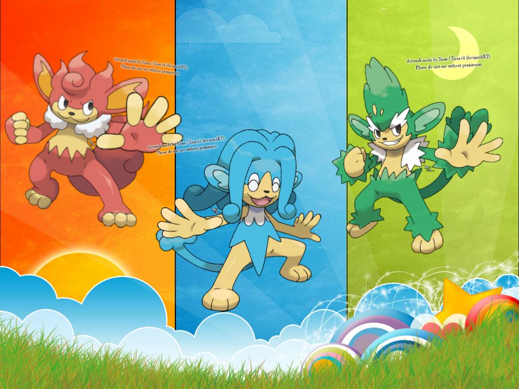 Simsisage, Simipour And Simisear HD Wallpaper   The M.O.B ...Pokemon Pansear Evolution Chart