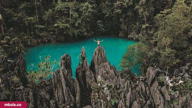 Foto dan Lokasi Labengki Island , Sulawesi Tenggara Yang Indah