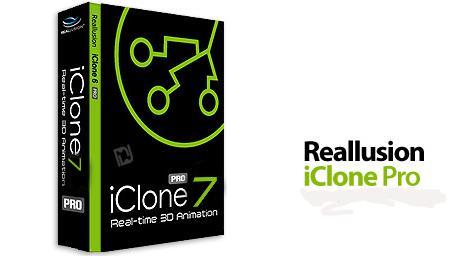 Download Reallusion iClone Pro v7 3 2127 1 x64 + iClone